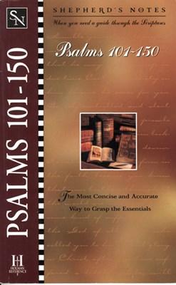 Shepherd's Notes: Psalms 101-150 (eBook)