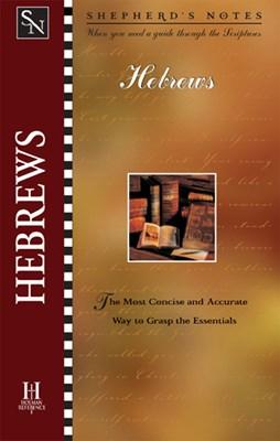 Shepherd's Notes: Hebrews (eBook)
