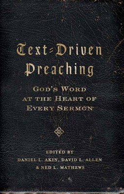 Text-Driven Preaching (eBook)