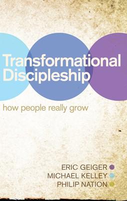 Transformational Discipleship (eBook)