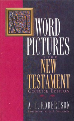 Word Pictures in the New Testament (eBook)