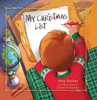 My Christmas List (eBook)