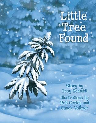 Little Tree Found (eBook)