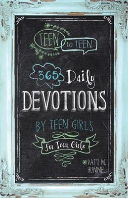 Teen to Teen (eBook)