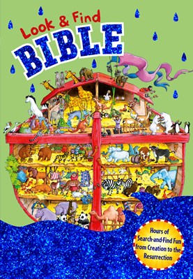 Look and Find Bible (eBook)
