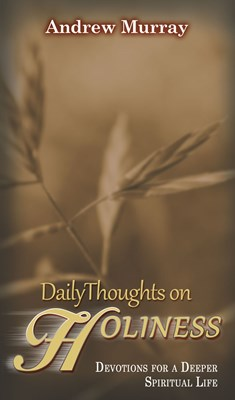 Daily Thoughts on Holiness (eBook)