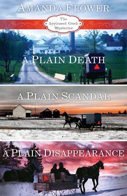 Amanda Flower's Appleseed Creek Trilogy (eBook)
