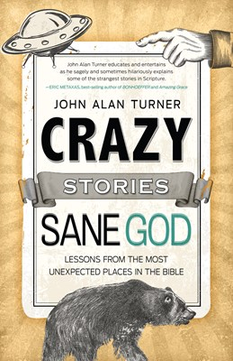 Crazy Stories, Sane God (eBook)