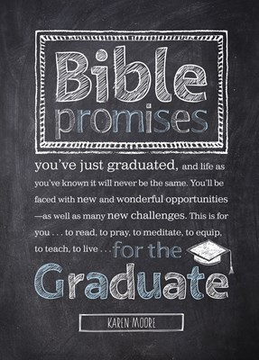 Bible Promises for the Graduate (eBook)