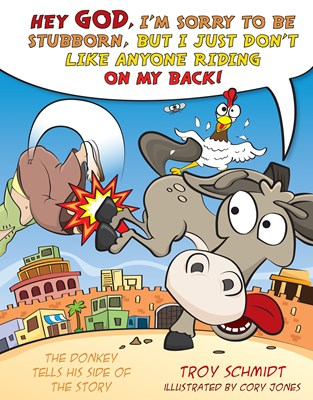 The Donkey Tells His Side of the Story (eBook)