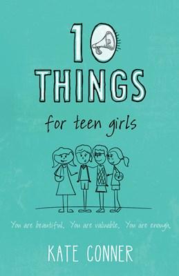10 Things For Teen Girls (eBook)