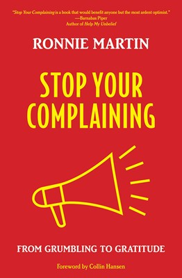 Stop Your Complaining (eBook)