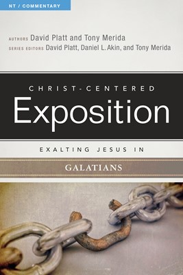 Exalting Jesus in Galatians (eBook)