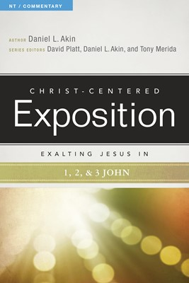 Exalting Jesus in 1,2,3 John (eBook)