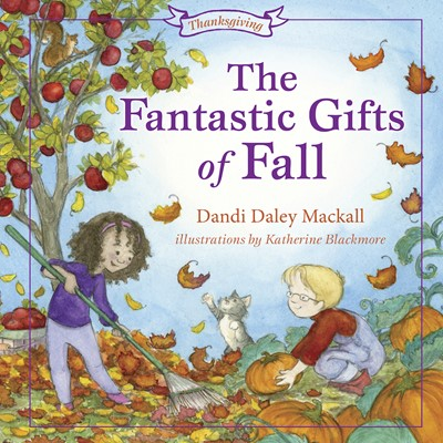 The Fantastic Gifts of Fall (eBook)
