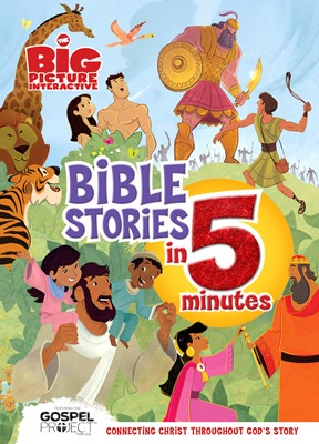The Big Picture Interactive Bible Stories in 5 Minutes (eBook)