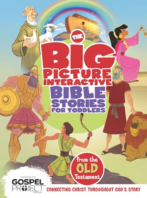 The Big Picture Interactive Bible Stories for Toddlers Old Testament (eBook)