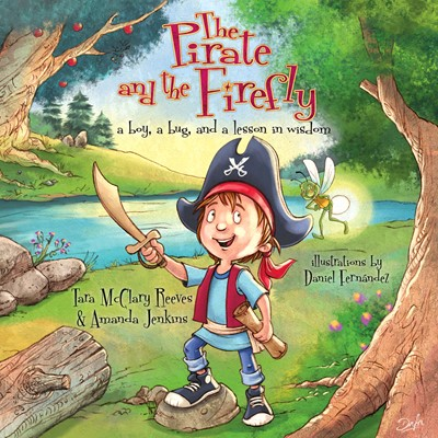 The Pirate and the Firefly (eBook)