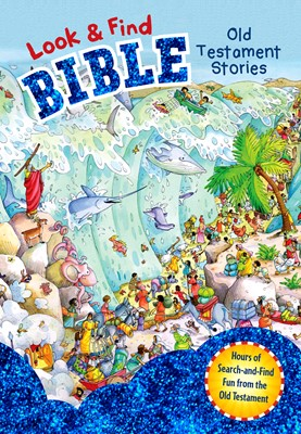 Look and Find Bible: Old Testament Stories (eBook)