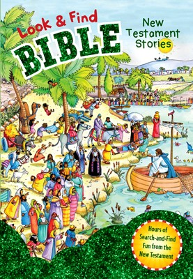 Look and Find Bible: New Testament Stories (eBook)