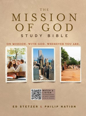 The Mission of God Study Bible (eBook)