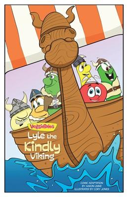 VeggieTales SuperComics: Lyle the Kindly Viking (eBook)