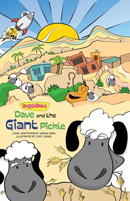 VeggieTales SuperComics: Dave and the Giant Pickle (eBook)