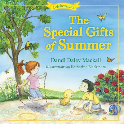 The Special Gifts of Summer (eBook)