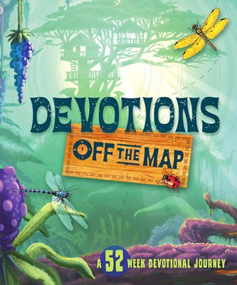 Devotions Off the Map (eBook)