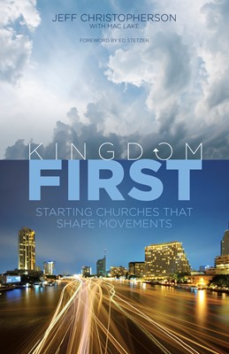 Kingdom First (eBook)