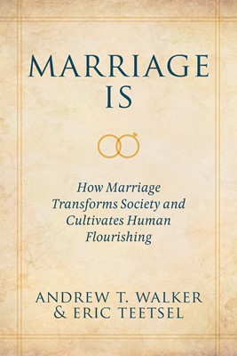 Marriage Is (eBook)