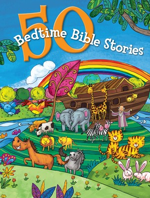 50 Bedtime Bible Stories (eBook)