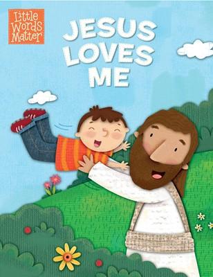 Jesus Loves Me (eBook)