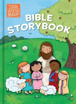 Little Words Matter Bible Storybook (eBook)
