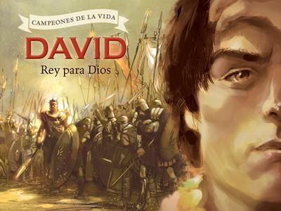 David, rey para Dios (eBook)