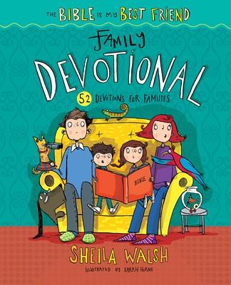 The Bible Is My Best Friend--Family Devotional (eBook)