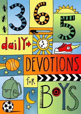 365 Devotions for Boys (eBook)