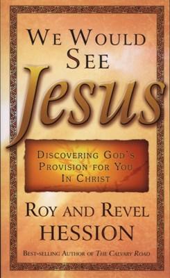 We Would See Jesus (eBook)