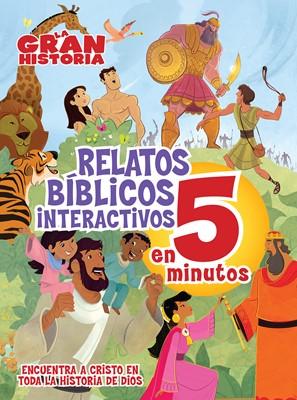 La Gran Historia, Relatos Bíblicos en 5 minutos (eBook)
