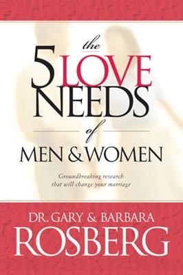 The 5 Love Needs of Men and Women (eBook)