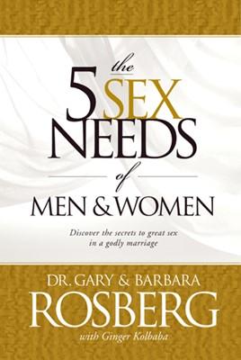 The 5 Sex Needs of Men & Women (eBook)