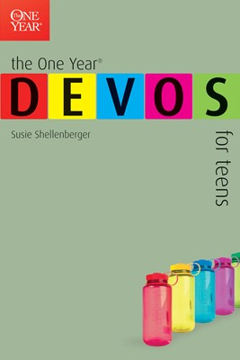 The One Year Devos for Teens (eBook)