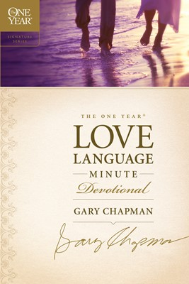 The One Year Love Language Minute Devotional (eBook)