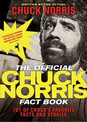 The Official Chuck Norris Fact Book (eBook)