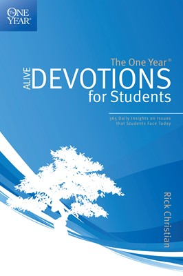 The One Year Alive Devotions for Students (eBook)