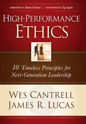 High-Performance Ethics (eBook)