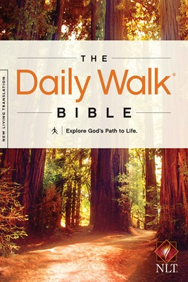 The Daily Walk Bible NLT (eBook)