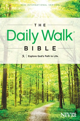 The Daily Walk Bible NIV (eBook)