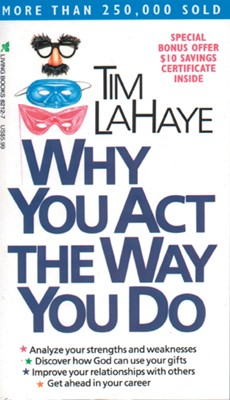 Why You Act the Way You Do (eBook)