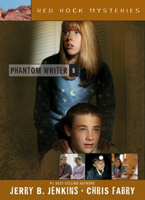 Phantom Writer (eBook)